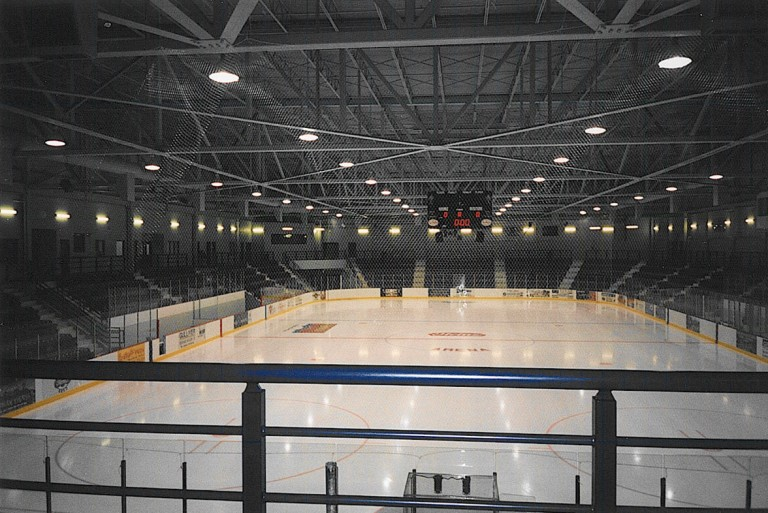 Hockey Rink Arena