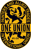 Painters and Allied Trades Logo